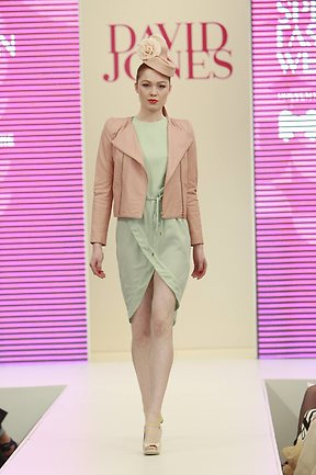 MSFW 2012 - David Jones Highlights