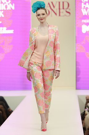 MSFW - Thurley Floral Suit
