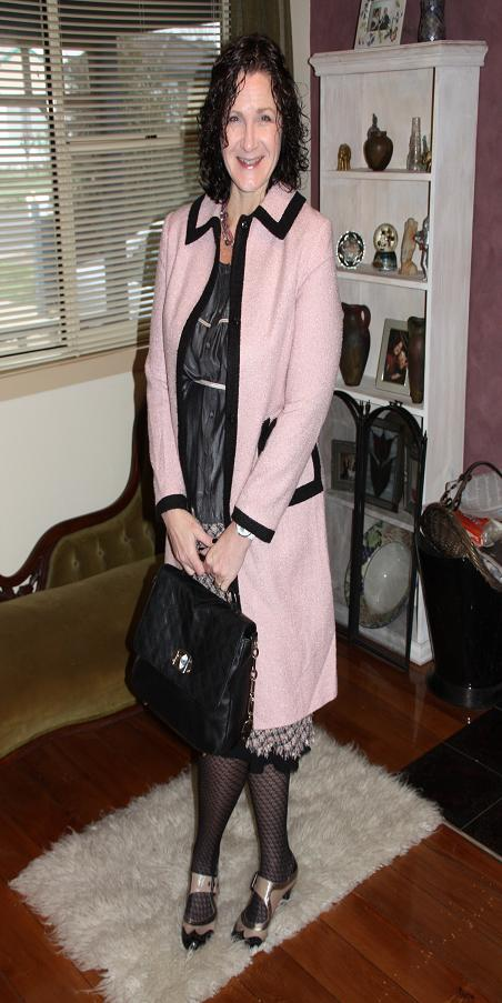 Vintage Chanel Inspired with Jacket