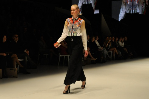 Christine MSFW Designer Series Runway 1
