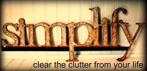 Simplify Declutter