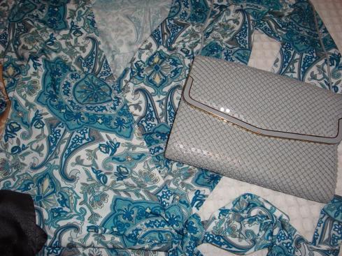 Vintage Haul - Mesh Handbag