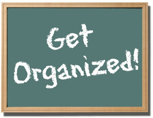 Get Organized Week