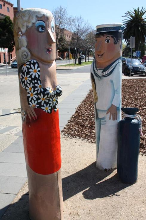 Hello Sailor Bollards