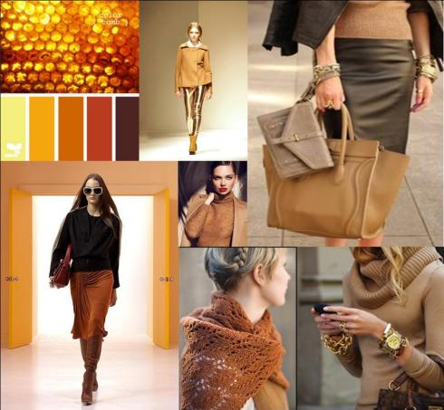 Honey Fashion Autumn