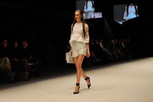 Scalan And Theodore MSFW Designer Series Runway 1