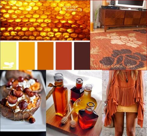 Spring 2012 Honey Inspiration