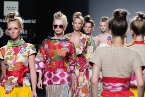 Victorio and Lucchino - Spring 2012 - Spanish Style