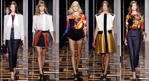 Spanish Style - Balenciaga Spring 2012