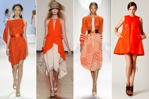 Tangerine Tango - Spring 2012