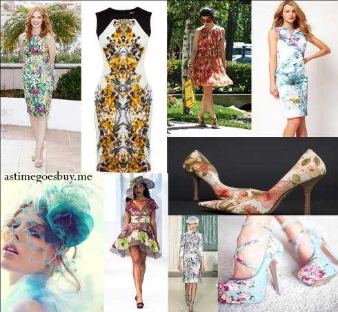 Oaks Day - Florals
