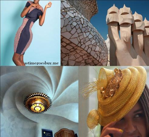 Gaudi Inspired Fashion
