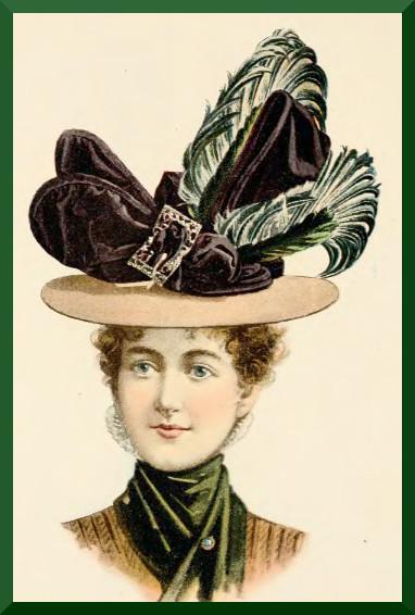 HatsFine Millinery-1899
