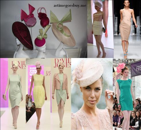 Oaks Day  - Pastels
