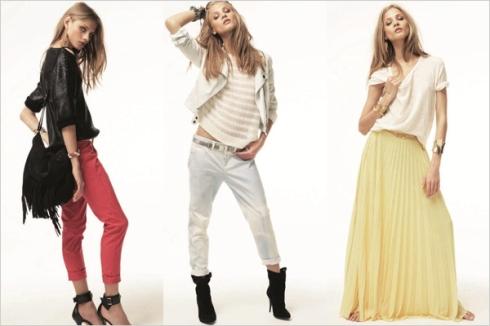 Spanish Style - Mango 2012