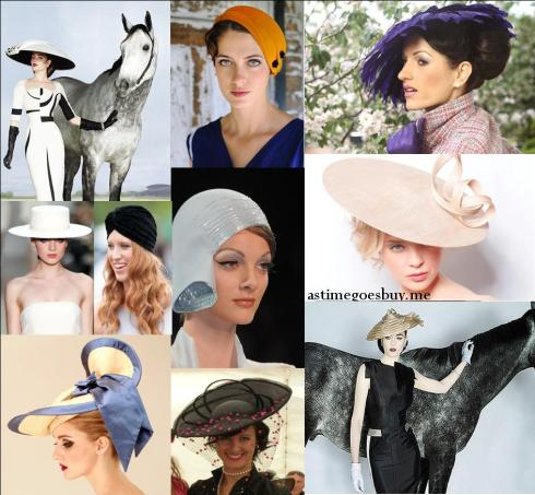 Vintage Inspired Millinery