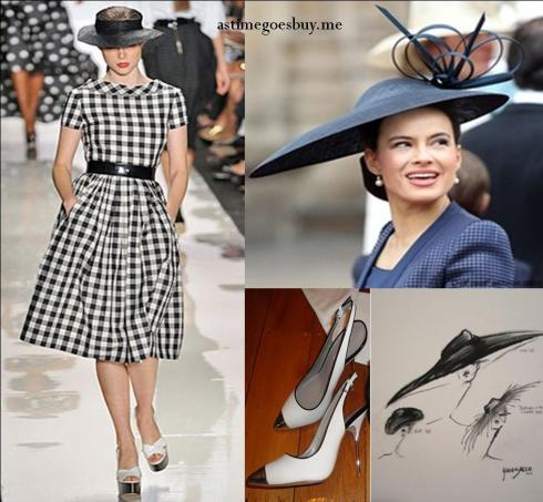 What I Would Wear to Derby Day 2012