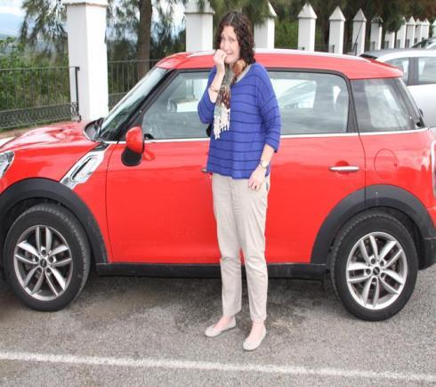 Me and the Mini - Spain 2012