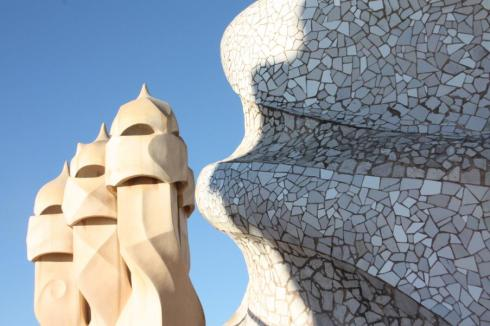 Gaudi Apartment - Barcelona 2012