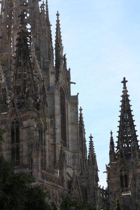 Gothic Cathedral - Barcelona 2012