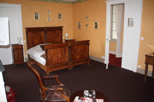 Our Room at The Prince Noir - Serignac-sur-Garonne - 2012
