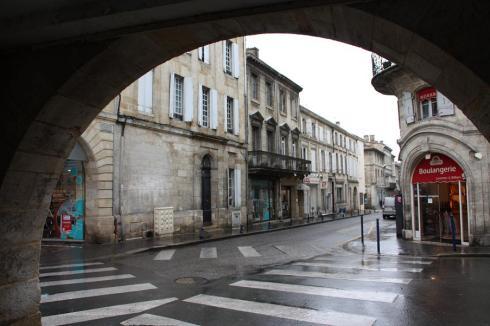 Boulangerie in Libourne France - October 2012