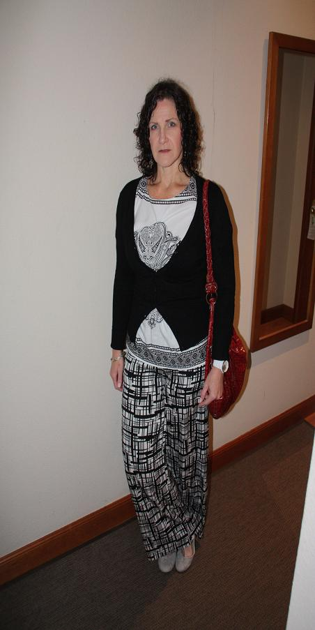 What I Wore to Asador Extebarri - October 2012