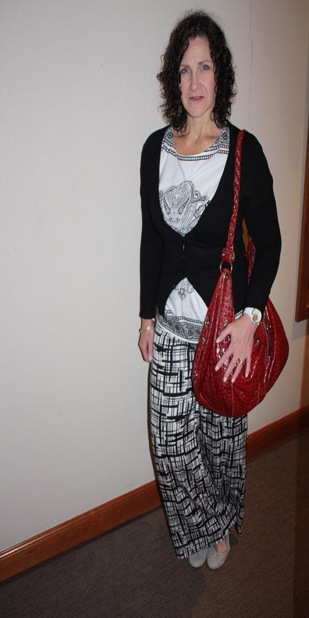 What I Wore - The Asador Extebarri Look - October 2012