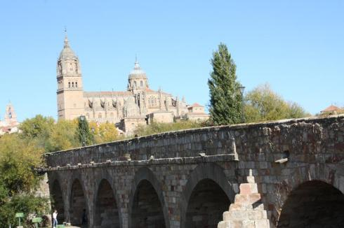 The Roman Bridge - Salamanca - October 2012