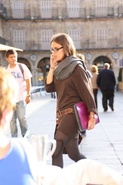 Street Style - Salamanca - October 2012