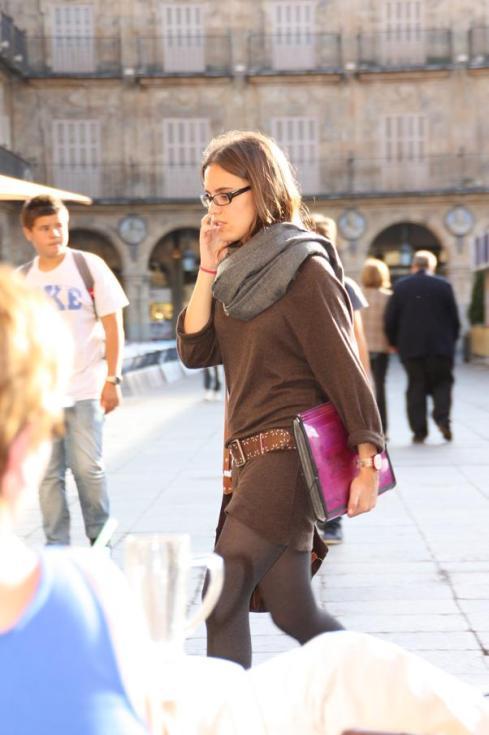 Seville Fashion: Street Style – Salamanca Spain
