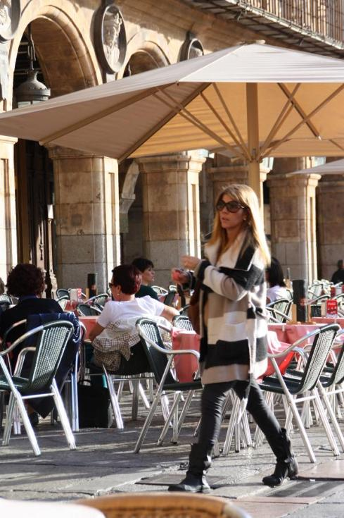 Great Street Style - Salamanca - October 2012