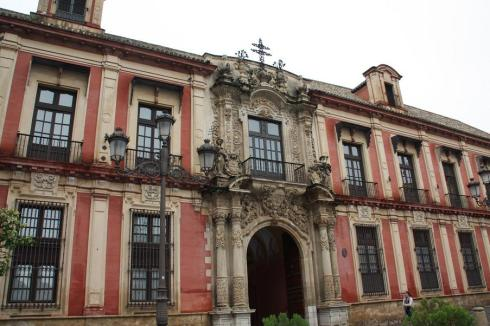 Seville Spain - October 2012