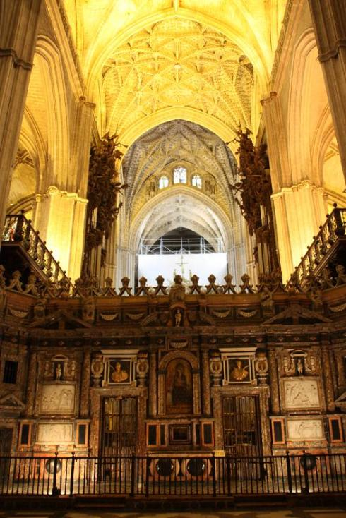 Catedral de Seville - October 2012