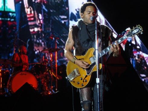 Lenny Kravitz - 2012