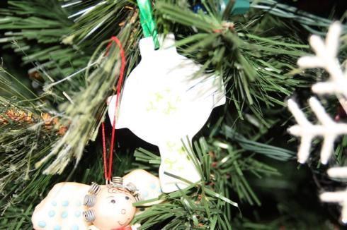 Irish Christmas Ornament - Celtic Cross