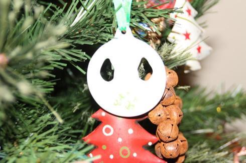 Irish Christmas Ornament - Cladaugh