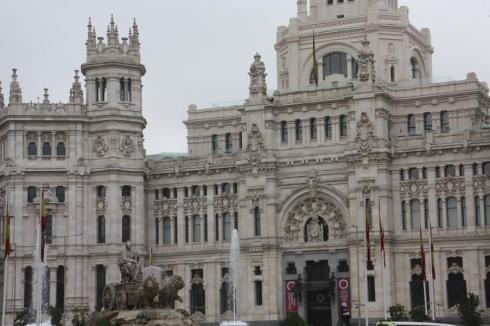 Madrid - November 2012