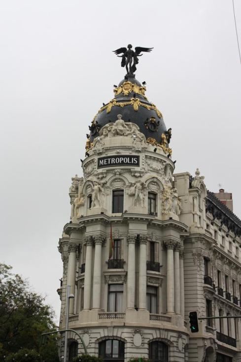 Madrid Metropolis - November 2012