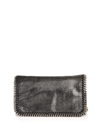 Stella McCartney silver bag