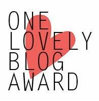 One Lovely Blogger