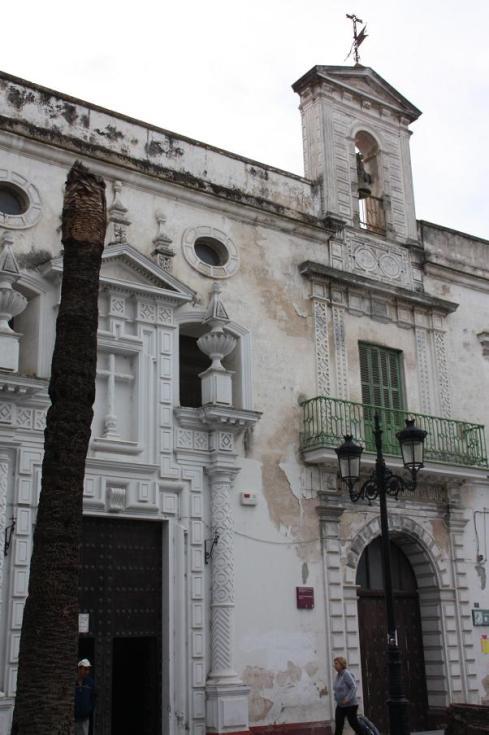 Buildings in El Puerto de Santa Maria - October 2012