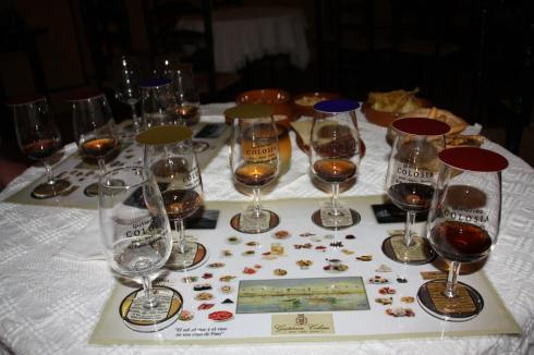 Sherry Tasting at Gutierrez-Colosia in El Puerto de Santa Maria