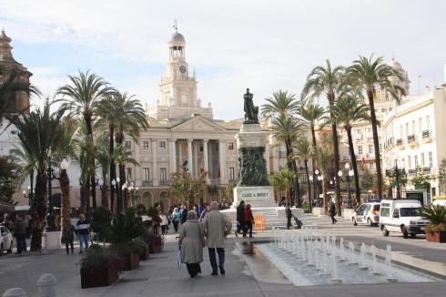 Old Town Cadiz - October 2012