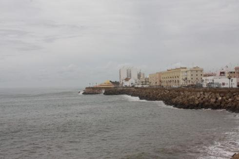 Cadiz Spain - October 2012
