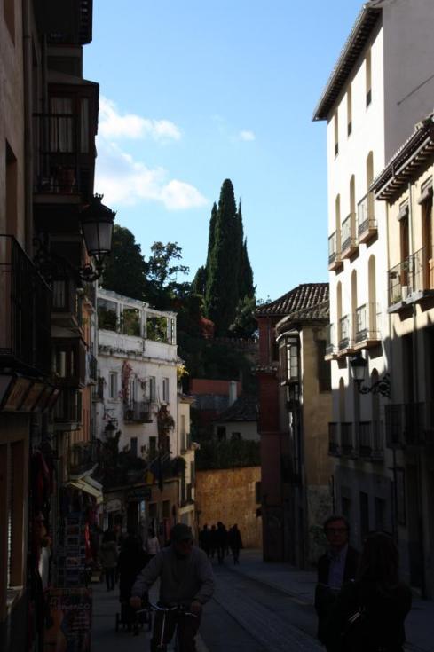 Granada Spain - 2012