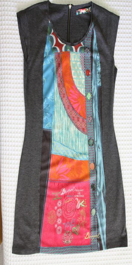 Madrid purchase - Desigual Dress