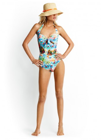 Seafolly - The perfect tropical print