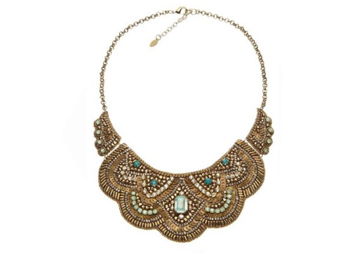 Monsoon Accessorize - Eden Wow Bib Collar