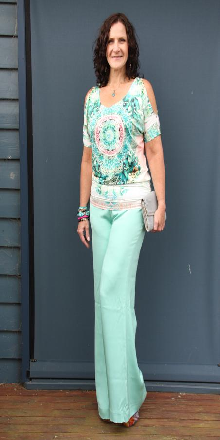 Minty Fresh - Ralph Lauren Pants